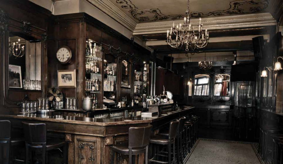 The Oak pub in Dublin